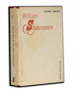 HENRYK ZBIERSKI - WILLIAM SHAKESPEARE